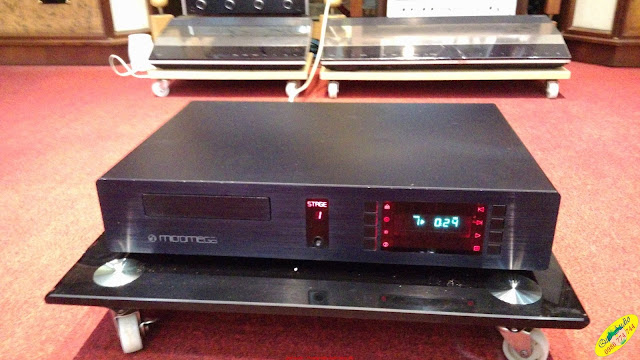 Đầu CD - Micromega Stage 1 - CD Player - Made in France