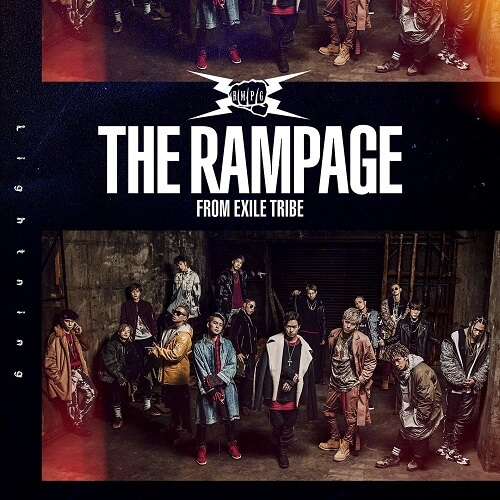 THE RAMPAGE from EXILE TRIBE – GO ON THE RAMPAGE Lyrics 歌詞
