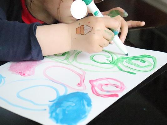 dessiner des fleurs