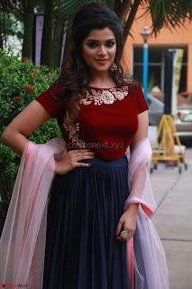 Actress Aathmika in lovely Maraoon Choli ¬  Exclusive Celebrities galleries 079.jpg