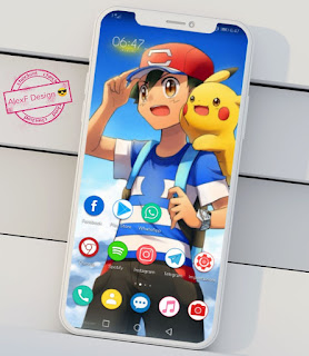 Pokémon by AlexF Design