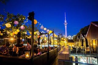 Mercado Nocturno de Auckland
