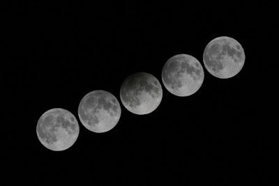 Eclipse luna 16 septiembre, Canarias, difícil verlo