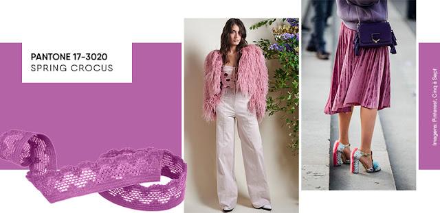 Ultra Violet - roxo vibrante