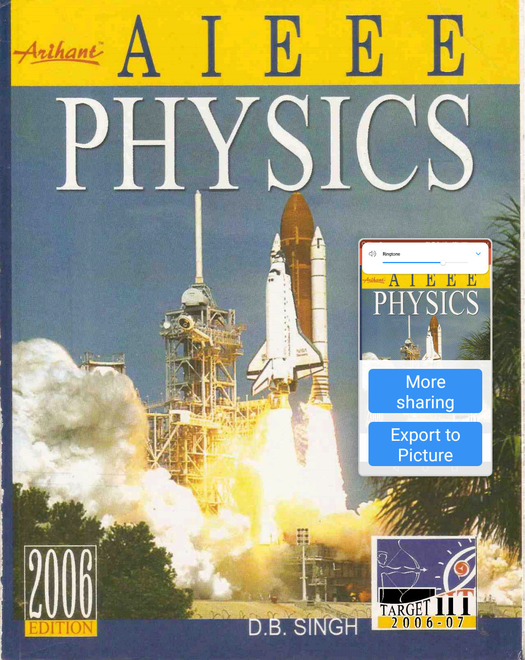 Arihant Objective Physics Pdf