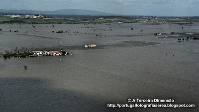 Cheias do Rio Tejo