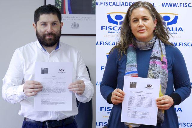 FOSIS y Fiscalía Regional firman convenio en apoyo a mujeres emprendedoras