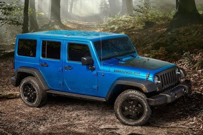 2016 Jeep Wrangler Gas Mileage
