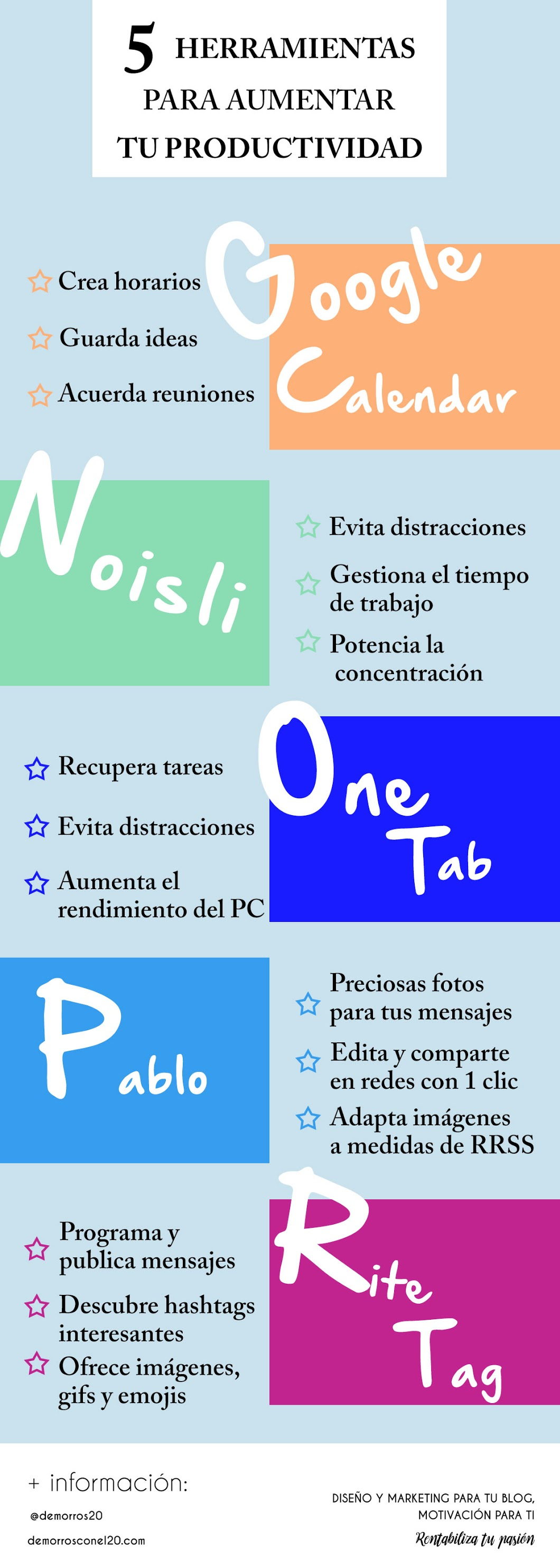 infografia-5-herramientas-para-aumentar-productividad