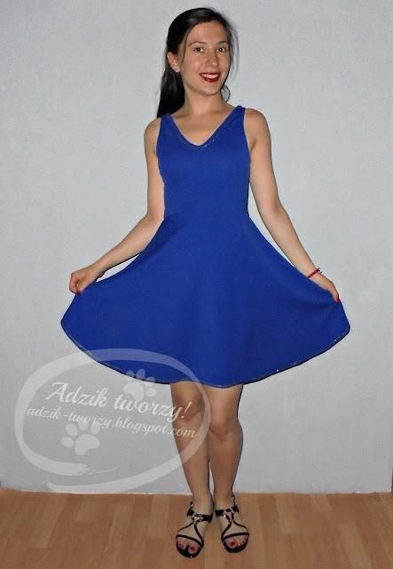 jak ozdobić sukienkę