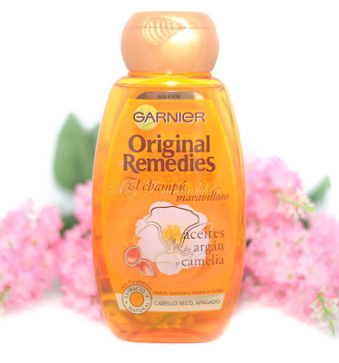 Garnier Original Remedies argan