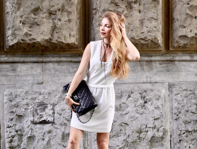 White Dress | Dusseldorf, Germany