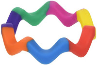 Wave Chew Bracelet