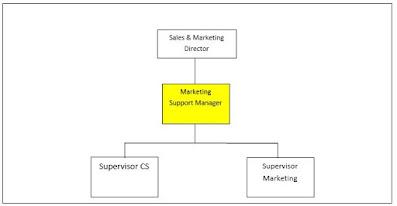 Jobdes Dan Tanggung Jawab Marketing Support Manager