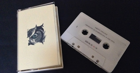 REVIEW - EMPTY CHALICE - EMERGING IS SUBMERGING - THE EVIL - CASSETTE - C60