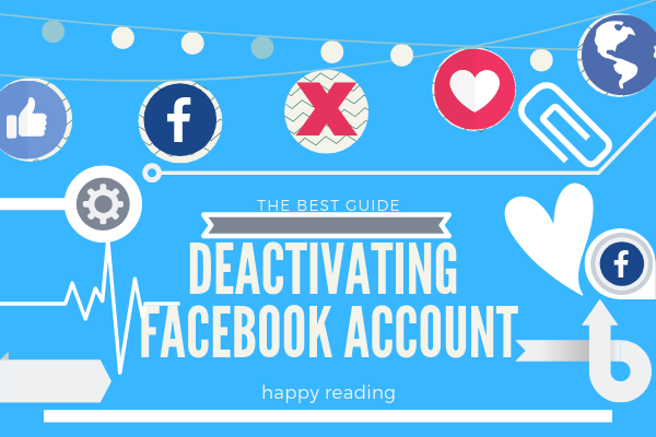 Facebook Temporarily Deactivate Account<br/>