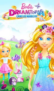 Barbie Dreamtopia: Cabelos Mágicos - DVDRip Dublado