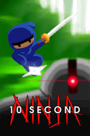 10-Second-Ninja-game-cover
