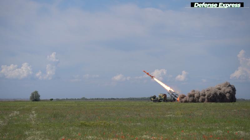 Робота прискорювача крилатої ракети Р-360