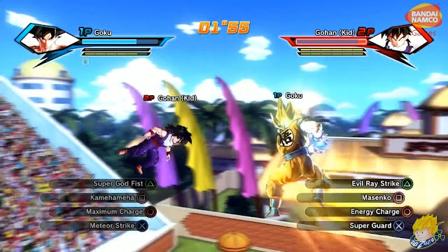 Dragonball Xenoverse PC Game_1