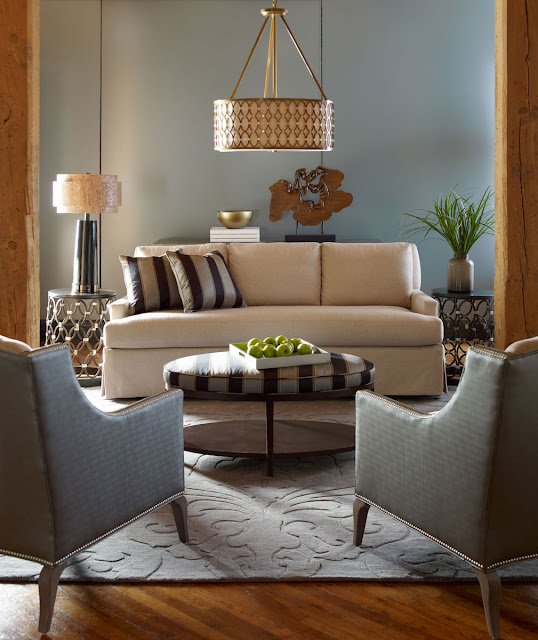 Modern Furniture: 2013 Candice Olson's Living Room