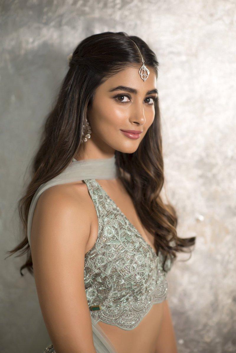 Pooja Hegde Latest Photoshoot Stills  - Fans Express-1218