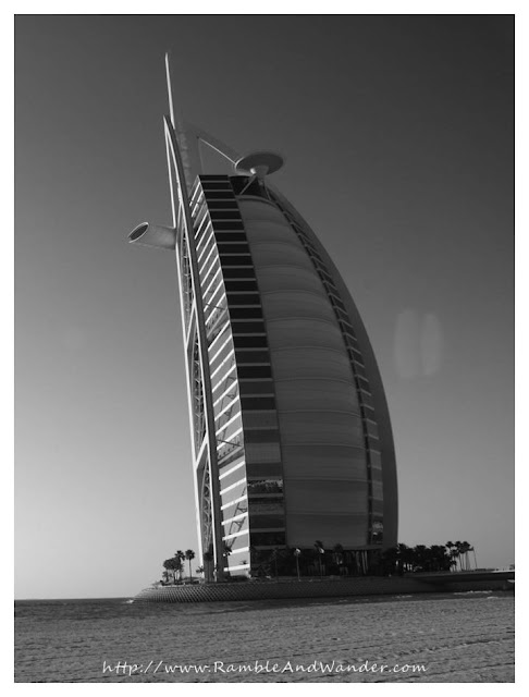 Burj al Arab, Dubai, United Arab Emirates UAE