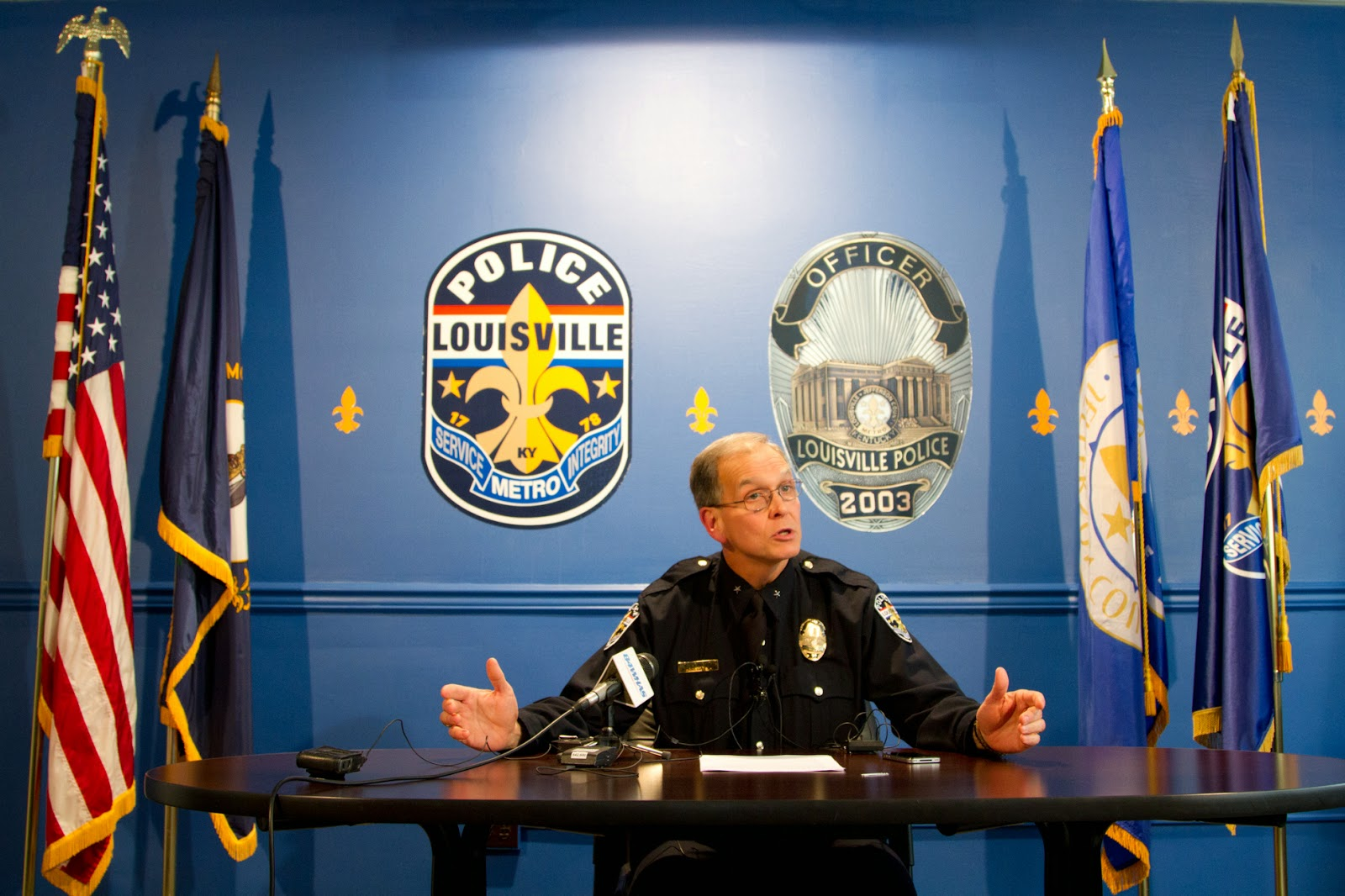 Matt Herp Photojournalist: Louisville Metro Assaults