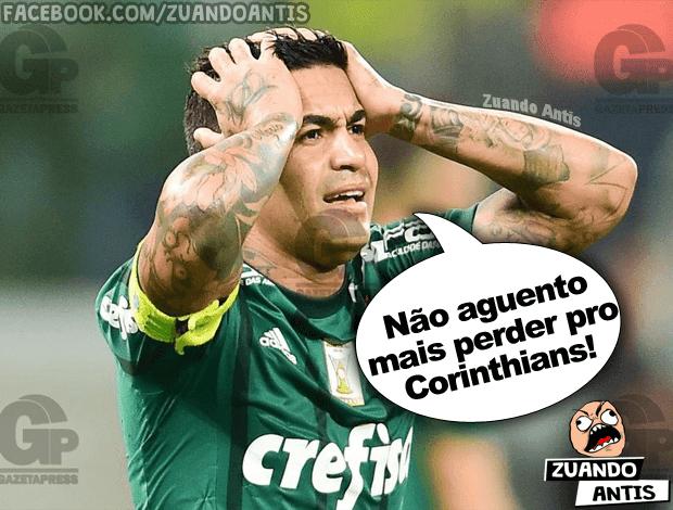 Memes Corinthians e Palmeiras - Veja os melhores memes - Zuando Antis 969198b04bc5b
