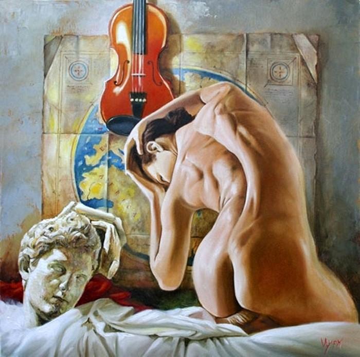 Современные художники Болгарии. Мирослав Йотов 18