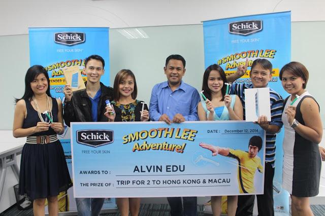 Samsung Lottery Winners