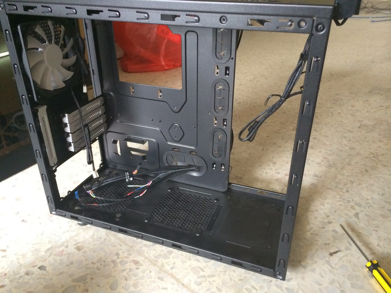 Fractal Design Arc Mini R2 141