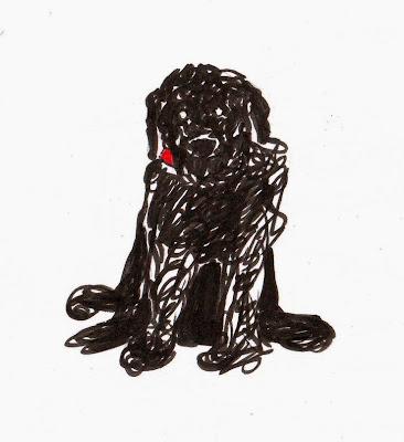 Эвелина Васильева. Пёс