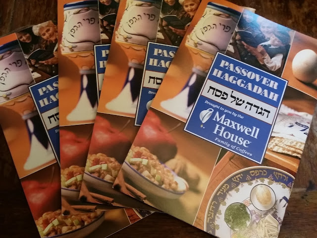 Maxwell House Passover Haggadah