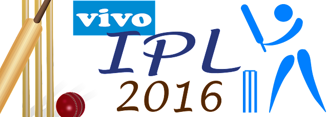 IPL 2016 Schedule Time Table With Venue