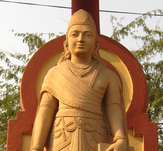 Chandragupta Maurya history and biography.