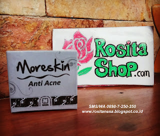 Khasiat Manfat Moreskin Anti Acne
