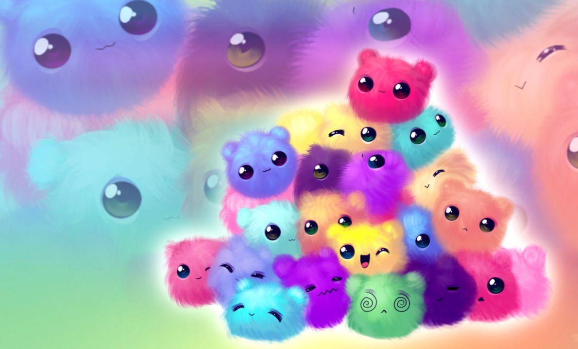 Cute Cartoon Animal Wallpaper   Image Wallpapers HD