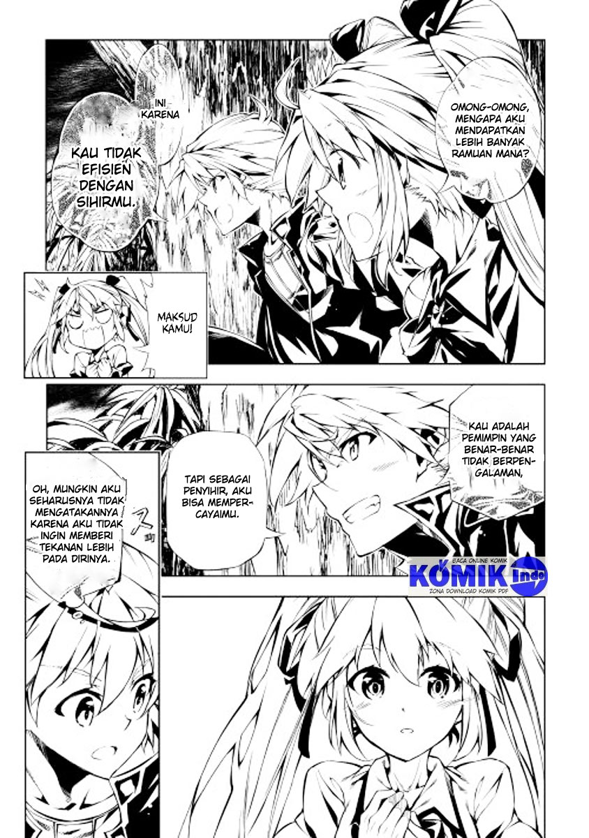 Kouritsuchuu Madoushi, Daini no Jinsei de Madou wo Kiwameru Chapter 5