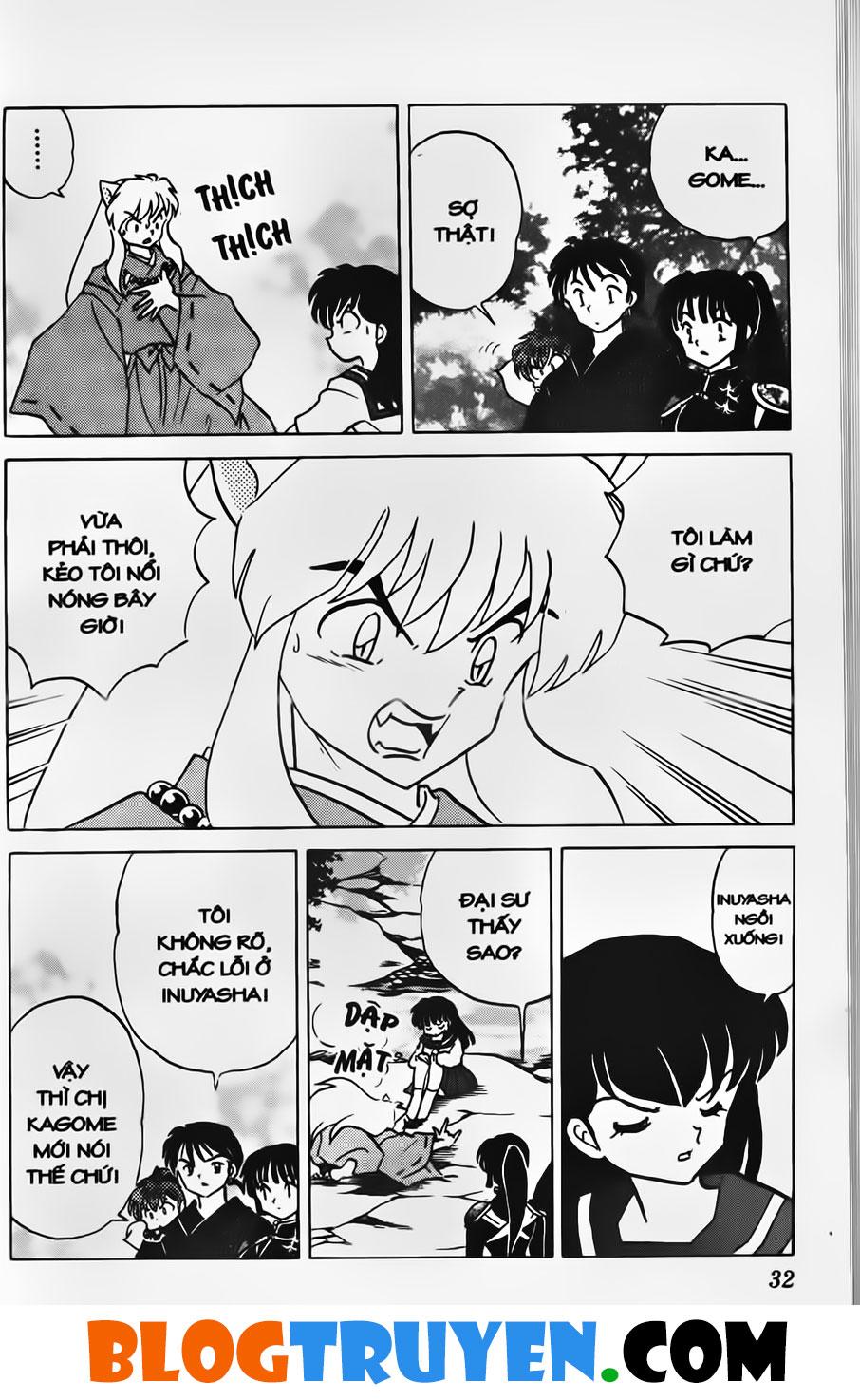 Inuyasha vol 32.2 trang 11