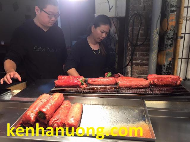 Những món ăn vặt ở chợ đêm Shilin Night Market - Đài Bắc - Taiwan