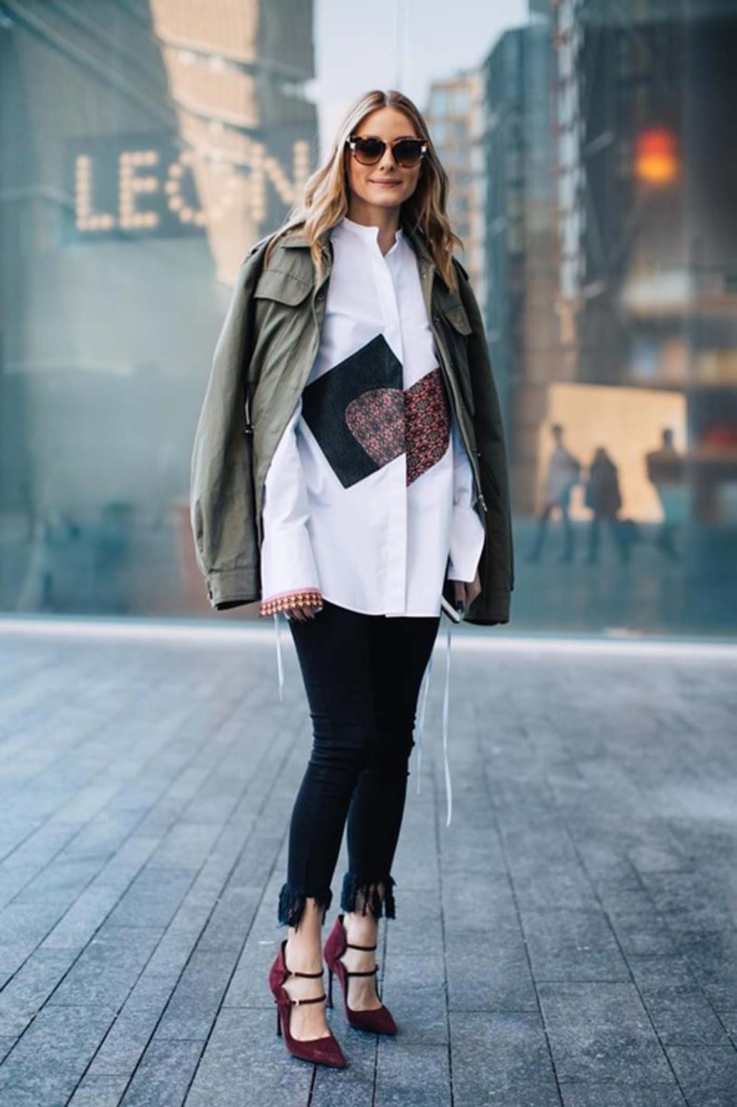 Eniwhere Fashion - Sfilate - Street style