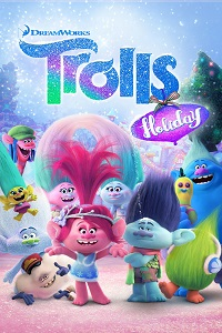 Poster Trolls Holiday