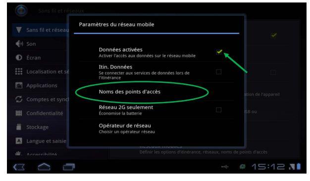 3G MOBILIS CONFIGURATION TÉLÉCHARGER