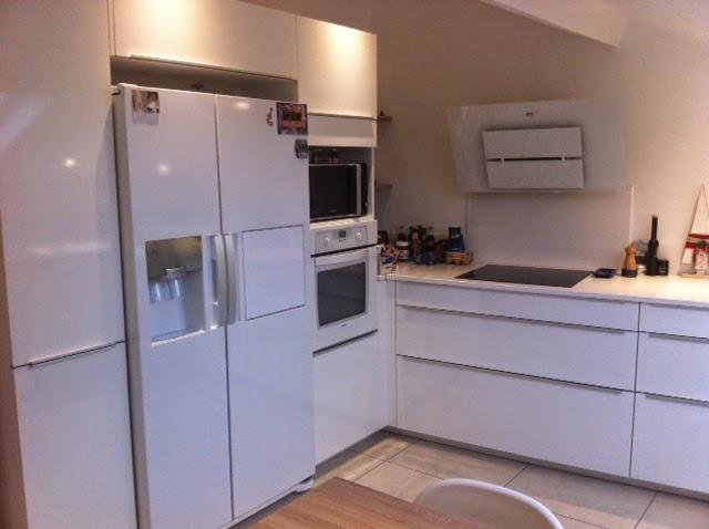 votre cuisine mobalpa par virginie cuisine kiffa blanc brillant. Black Bedroom Furniture Sets. Home Design Ideas