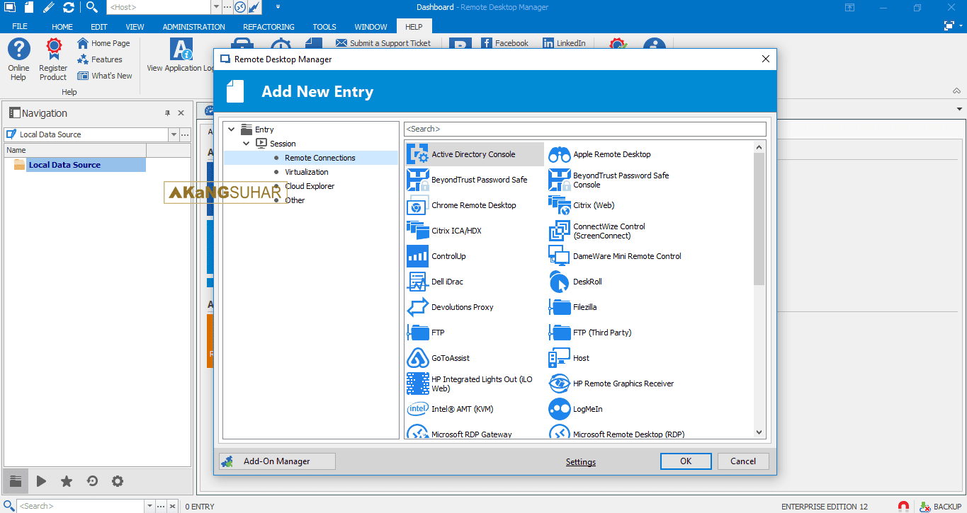 Free Download Remote Desktop Manager Enterprise Full Version Terbaru