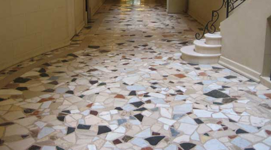 Terrazzo Care How Do You Clean Terrazzo Type Of Floor