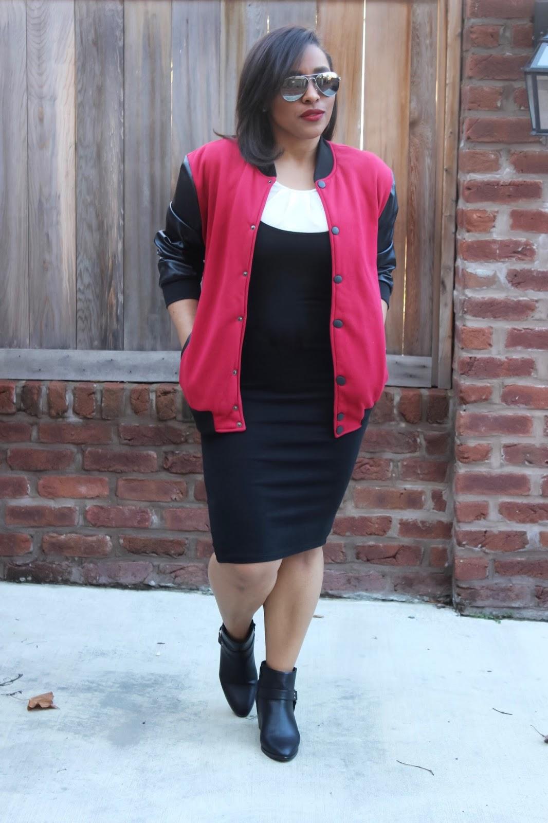 menswear, bomber jacket, mixing feminine and masculine, mixing wardrobe pieces