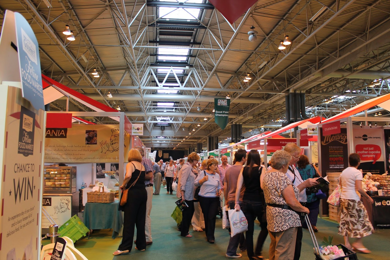 BBC Good Food Show Summer - NEC Birmingham