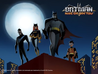 Www.JuegosParaPlaystation.Com Ps2 Descargar Iso Gratis PlayStation 2  Batman - Rise of Sin Tzu Español